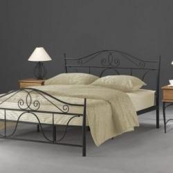 Metāliskās gultas
