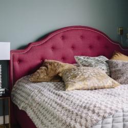 Mīkstās gultas