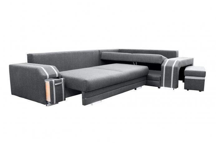 AVATAR izvelkamais stūra dīvāns