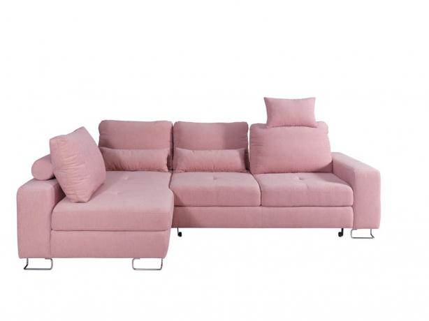 ASTI  izvelkamais stūra dīvāns