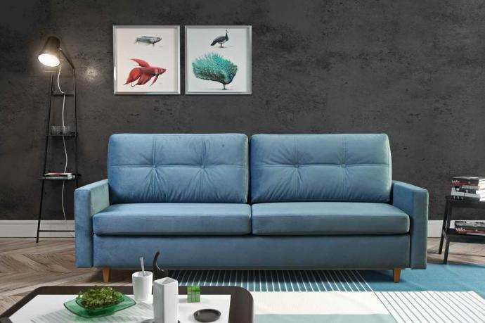 Izvelkamais  dīvāns MILA