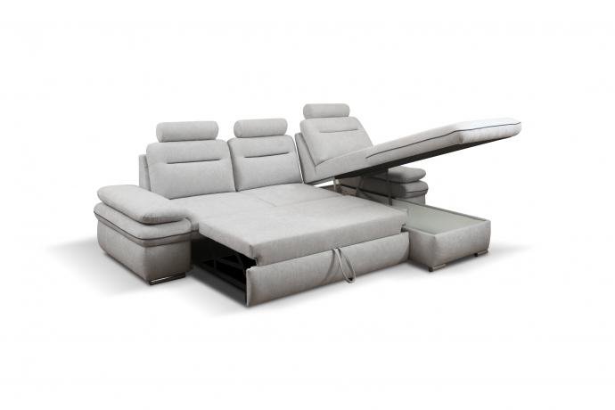 Izvelkamais stūra dīvāns MARGO MINI