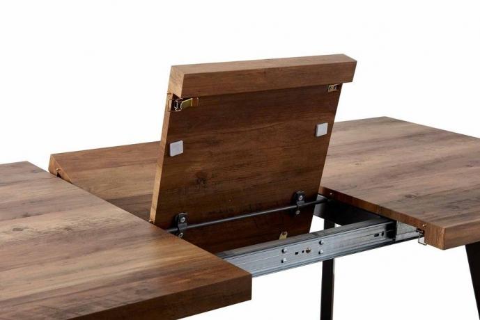 Izvelkamais galds VIVI 120
