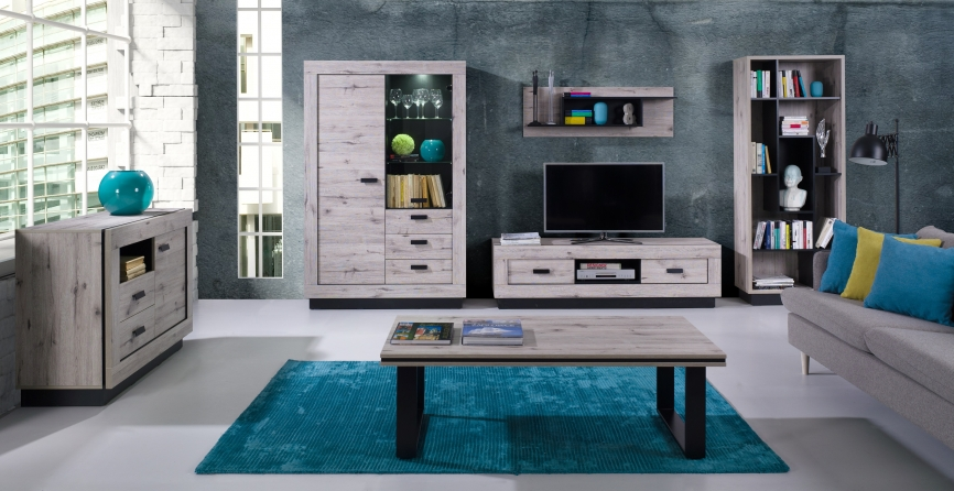 TV Galds MALAGA ML 08 120 cm