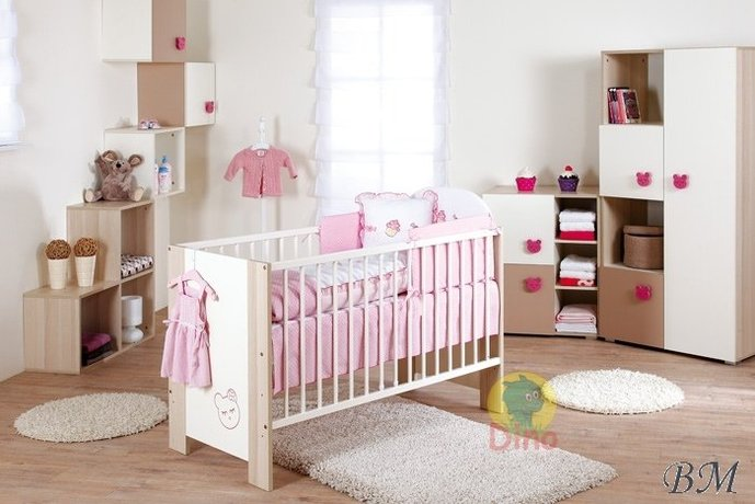 MEGI mēbeļu komplekts bērnu istabai