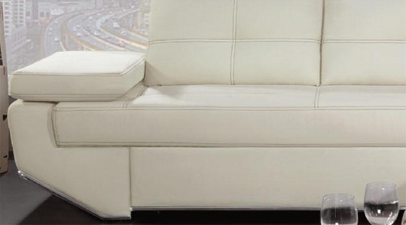 ZONDA II izvelkamais stūra dīvāns