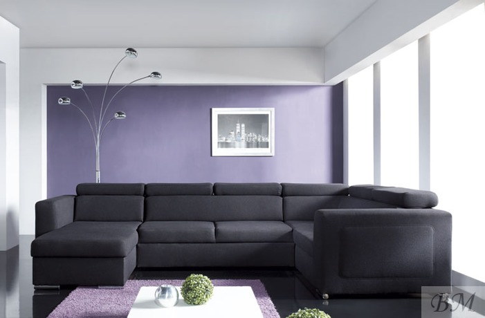 LOFT I Izvelkamais stūra dīvāns