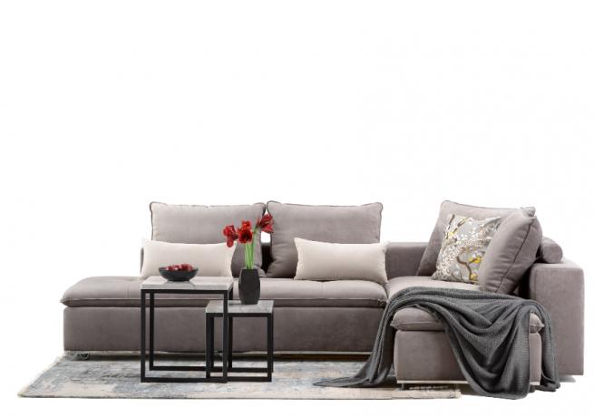 Stūra dīvāns BELISS