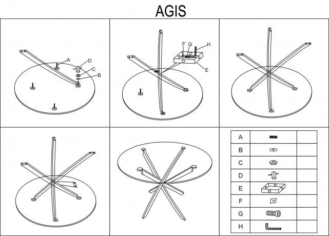 AGIS galds SIGNAL