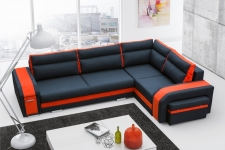 ASSAN izvelkamais stūra dīvāns