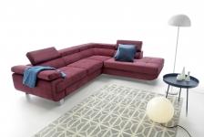 LOTOS izvelkamais stūra dīvāns