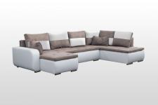 Izvelkamais stūra dīvāns SCALA MAXI