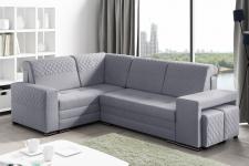 Izvelkamais stūra dīvāns DAVOS