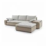 Mateo izvelkamais stūra dīvāns