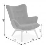 Krēsls ANGEL 2