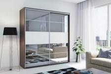 Skapis SANDRA 4 x 0.040 200-230 cm
