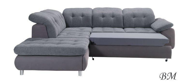 SEVILLA Izvelkamais stūra dīvāns