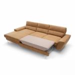 TIVOLI izvelkamais stūra dīvāns