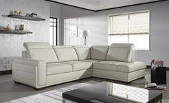 Salvo II  izvelkamais stūra dīvāns
