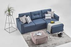 DUNIA Izvelkamais stūra dīvāns