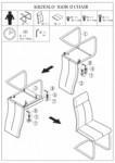 IGOR II Krēsls SIGNAL